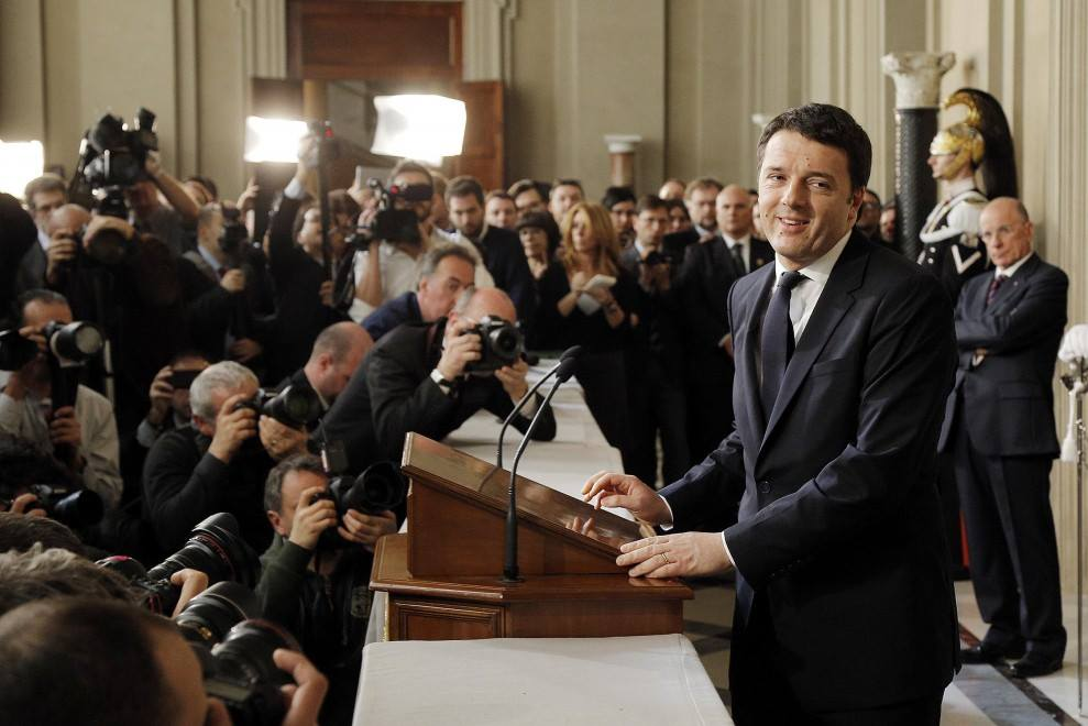 Renzi premier